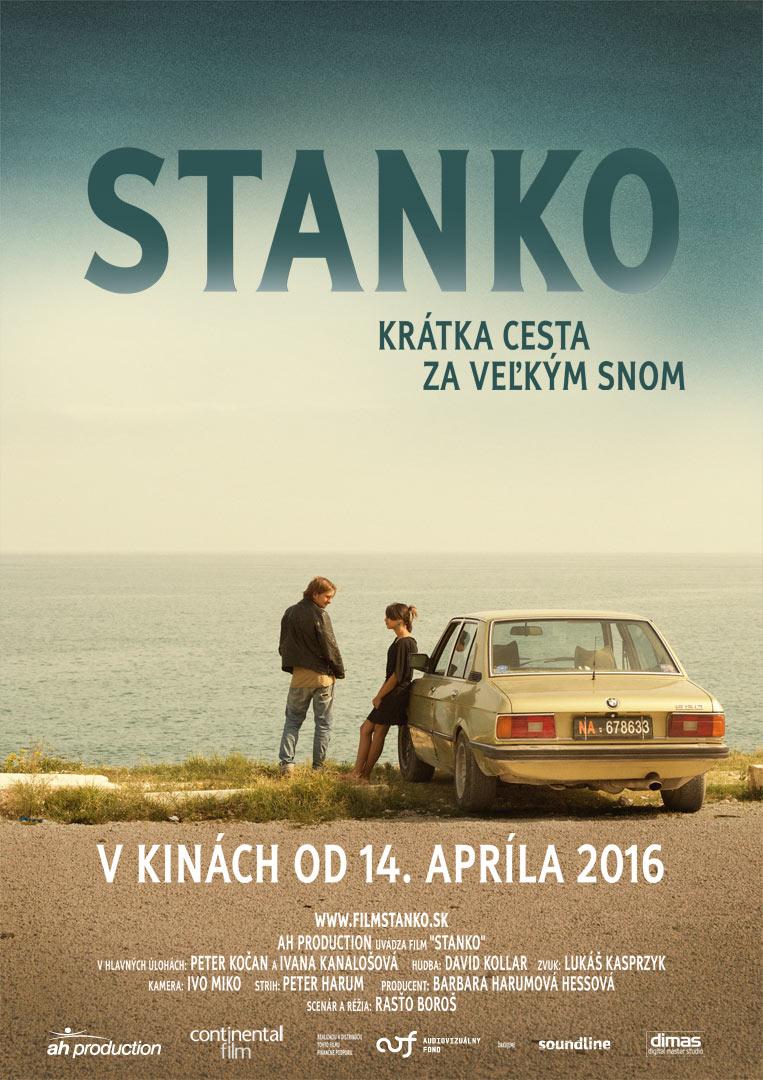 Stanko poster