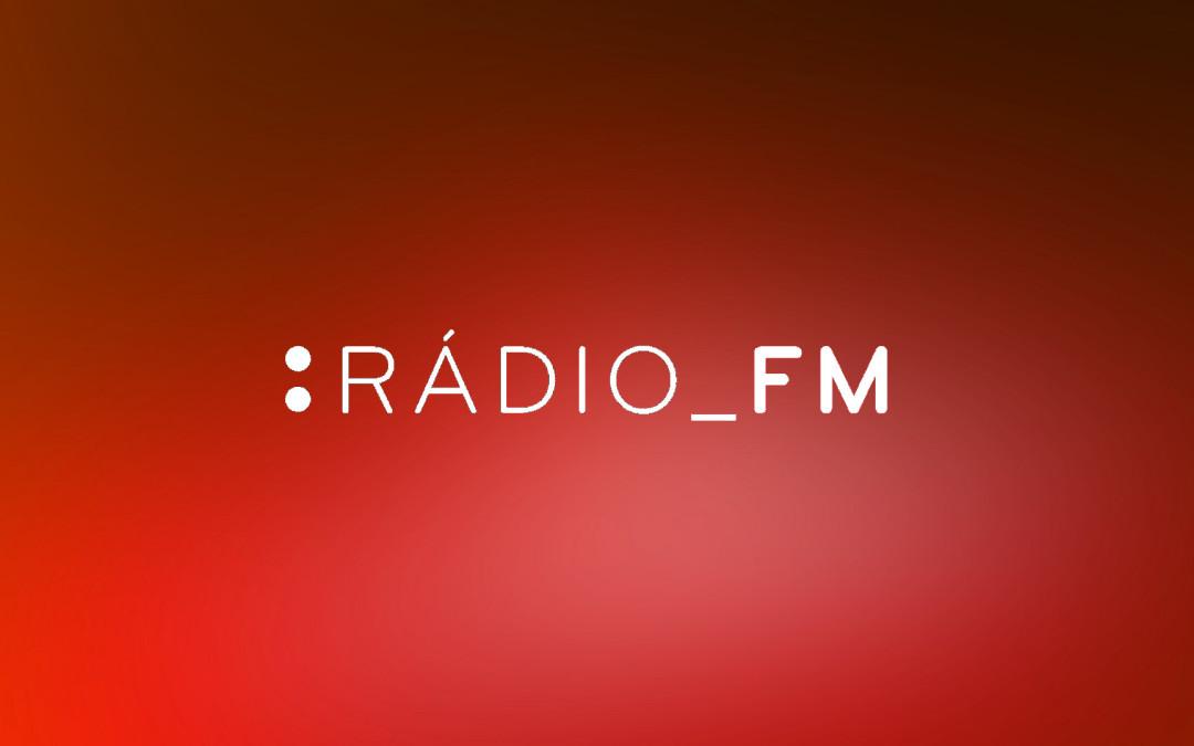 Rozhovor v rádiu FM