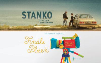 Stanko na filmovom festivale Finále Plzeň