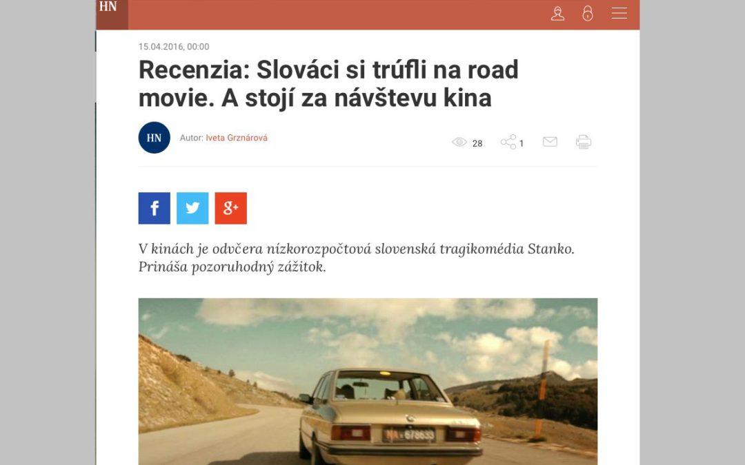 Recenzia: Slováci si trúfli na road movie. A stojí za návštevu kina