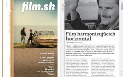 Recenzia: Film harmonizujúcich horizontál (film.sk)