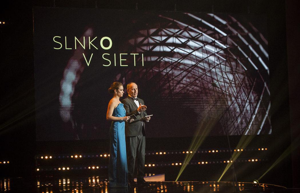 Nominácie na Slnko v sieti za rok 2016
